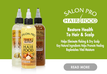 SALON PRO HAIR FOOD